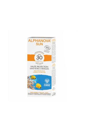 BIO zonnebrand SPF 30 Cream sensitive skin - 50 g