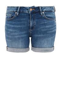 Q/S designed by jeans short blauw, Blauw