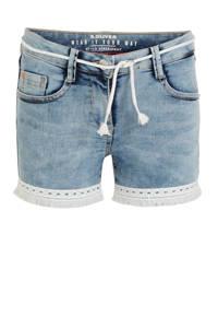 s.Oliver slim fit jeans short light denim, Light denim