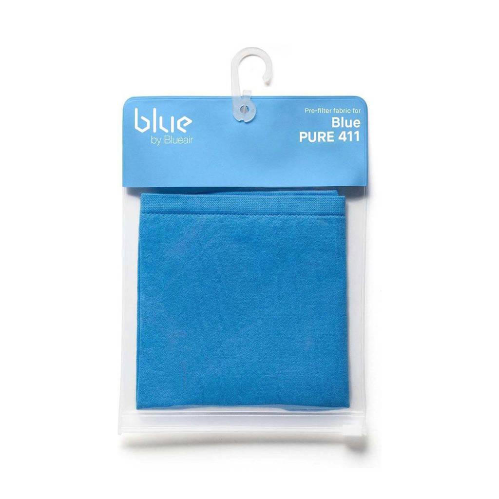 Blueair hoes, Blauw