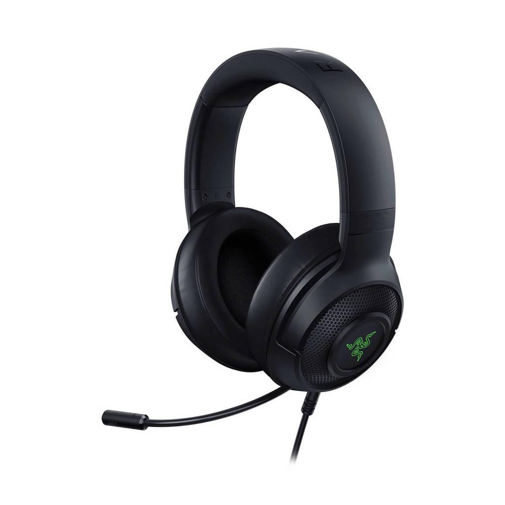 Razer  Kraken X USB PC gaming headset, Zwart