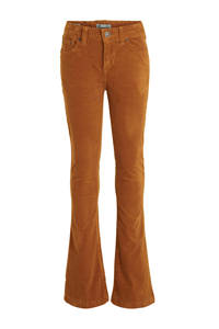 LTB corduroy flared broek Fallon roest, Roest
