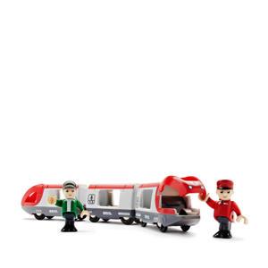 houten Rode passagierstrein - 33505