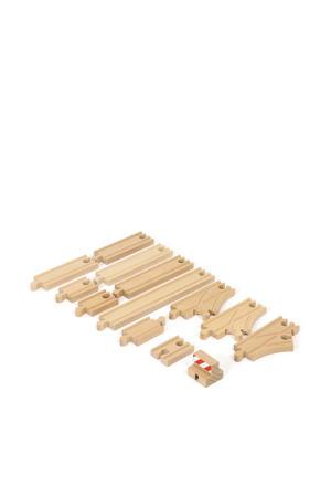 houten Beginners railset B - 33394