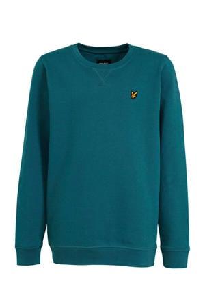 sweater petrol