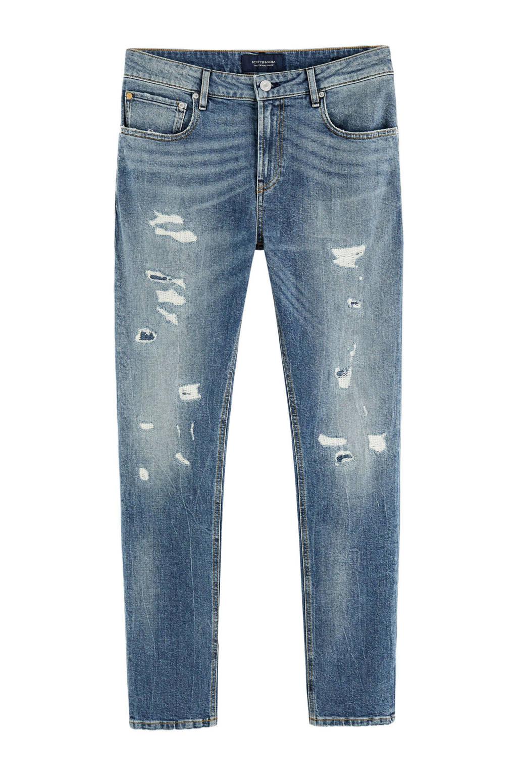 Scotch & Soda skinny jeans Skim light denim, Light denim