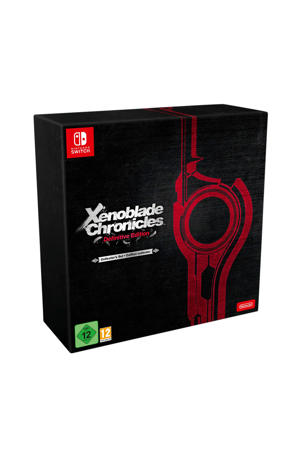 Switch Xenoblade Chronicles - Definitive Collectors Edition (Switch)