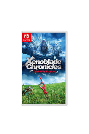 Xenoblade Chronicles: Definitive Editie (Switch)