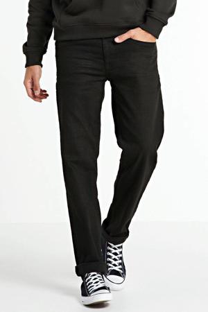 regular fit jeans Riley zwart
