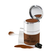 Dermacol Caviar Long Stay foundation en concealer - Dark Chocolate no.6.0, Multi