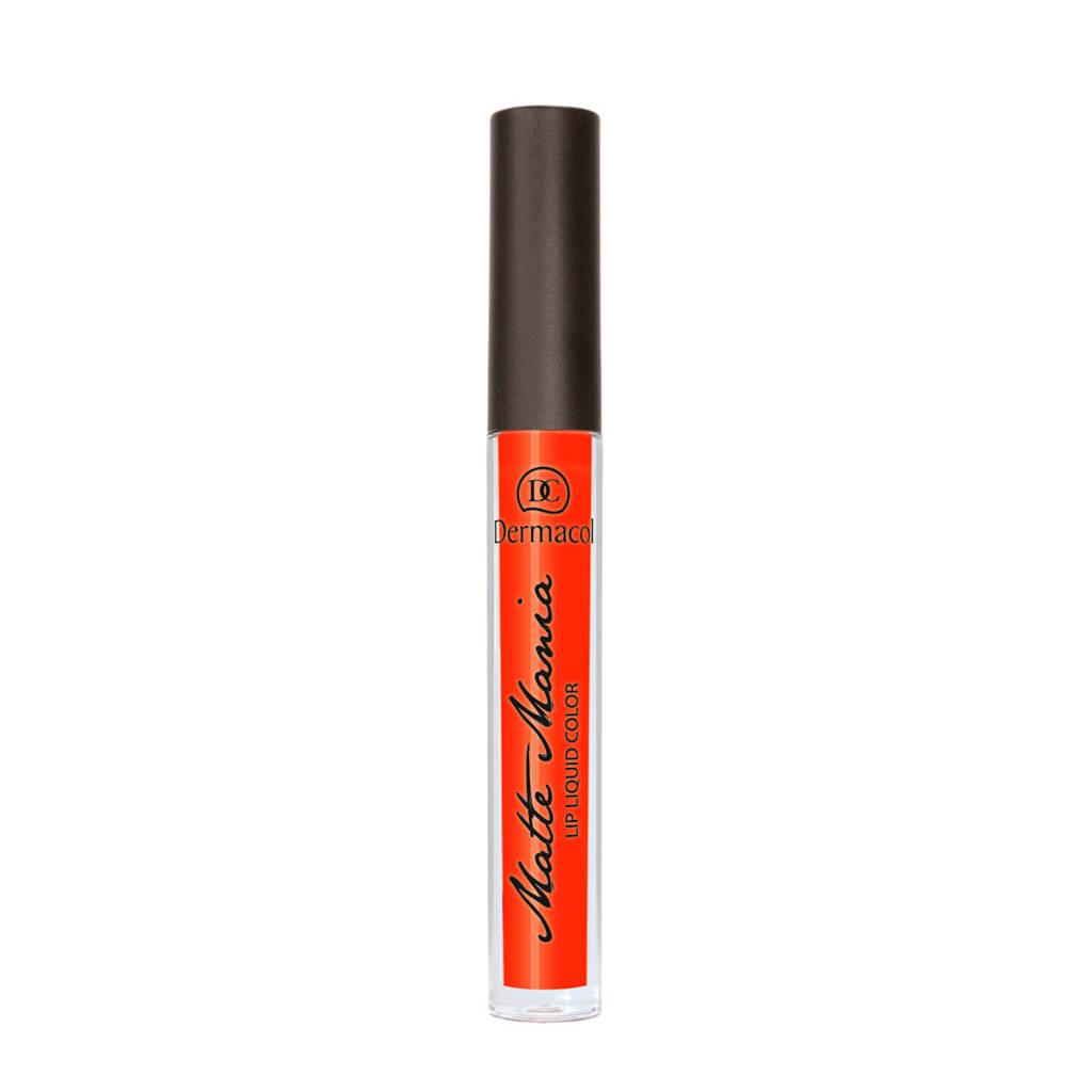 Dermacol Matte Mania Liquid Lip Colour lippenstift - no.51, Multi