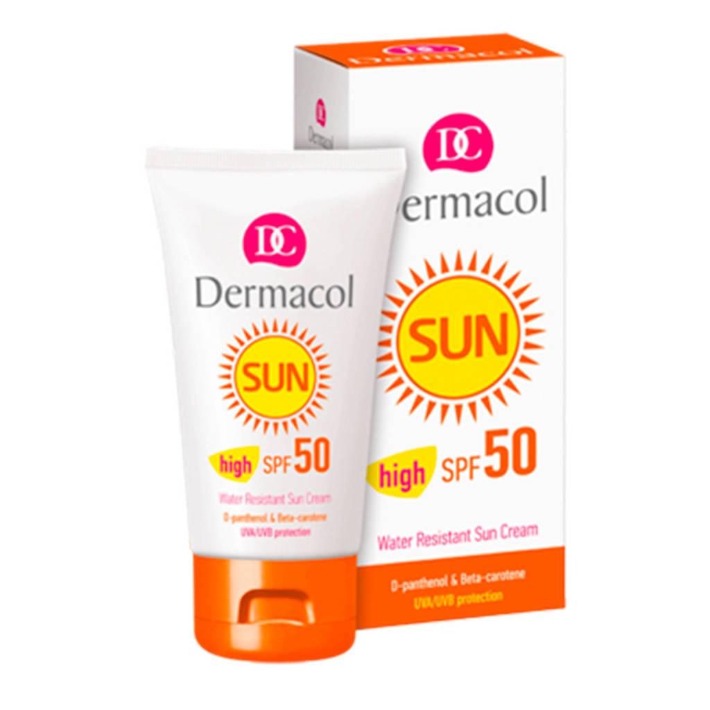 Dermacol SPF 50 Water Resistant zonnebrandcrème
