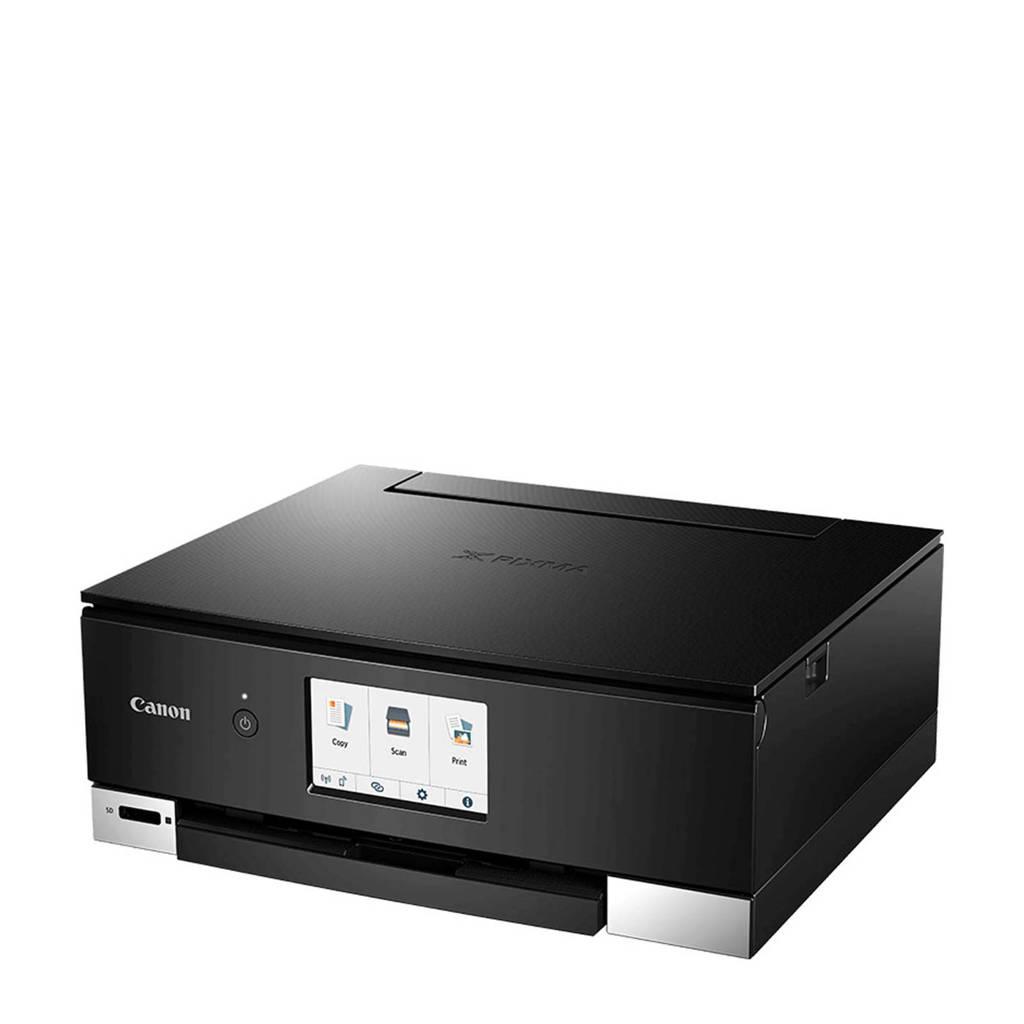 Canon PIXMA TS8350 all-in-one inkjetprinter, Zwart
