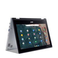 Acer SPIN 311 CP311-3H-K4ZX 11.6 inch HD ready chromebook, Zilver