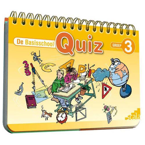 Scala: De Basisschool Quiz Groep 3