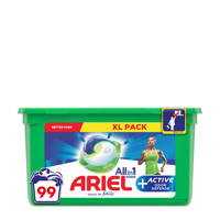 Ariel Allin1 Pods +Actieve Geurbestrijding wasmiddelcapsules  - 99 wasbeurten