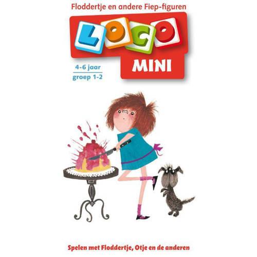 Mini loco: Floddertje en andere Fiep-figuren