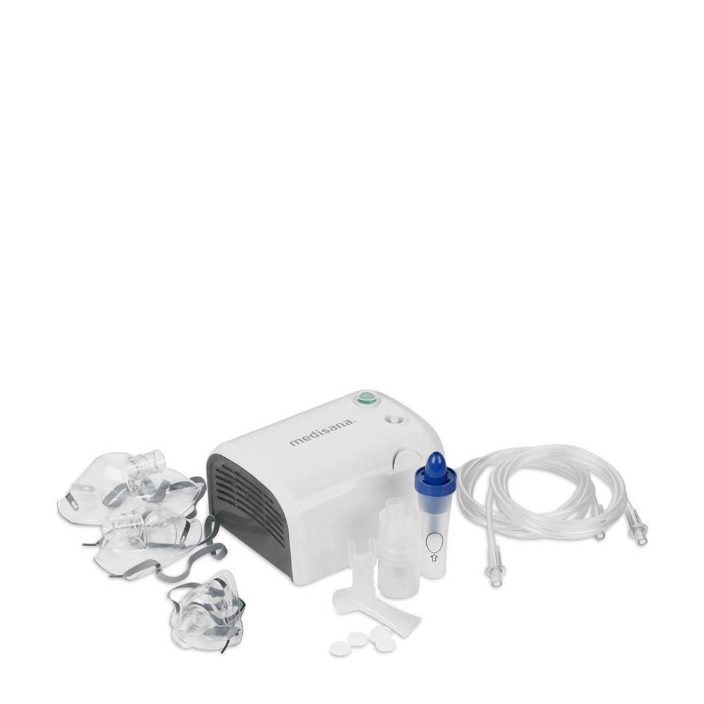 Medisana inhalator, Wit