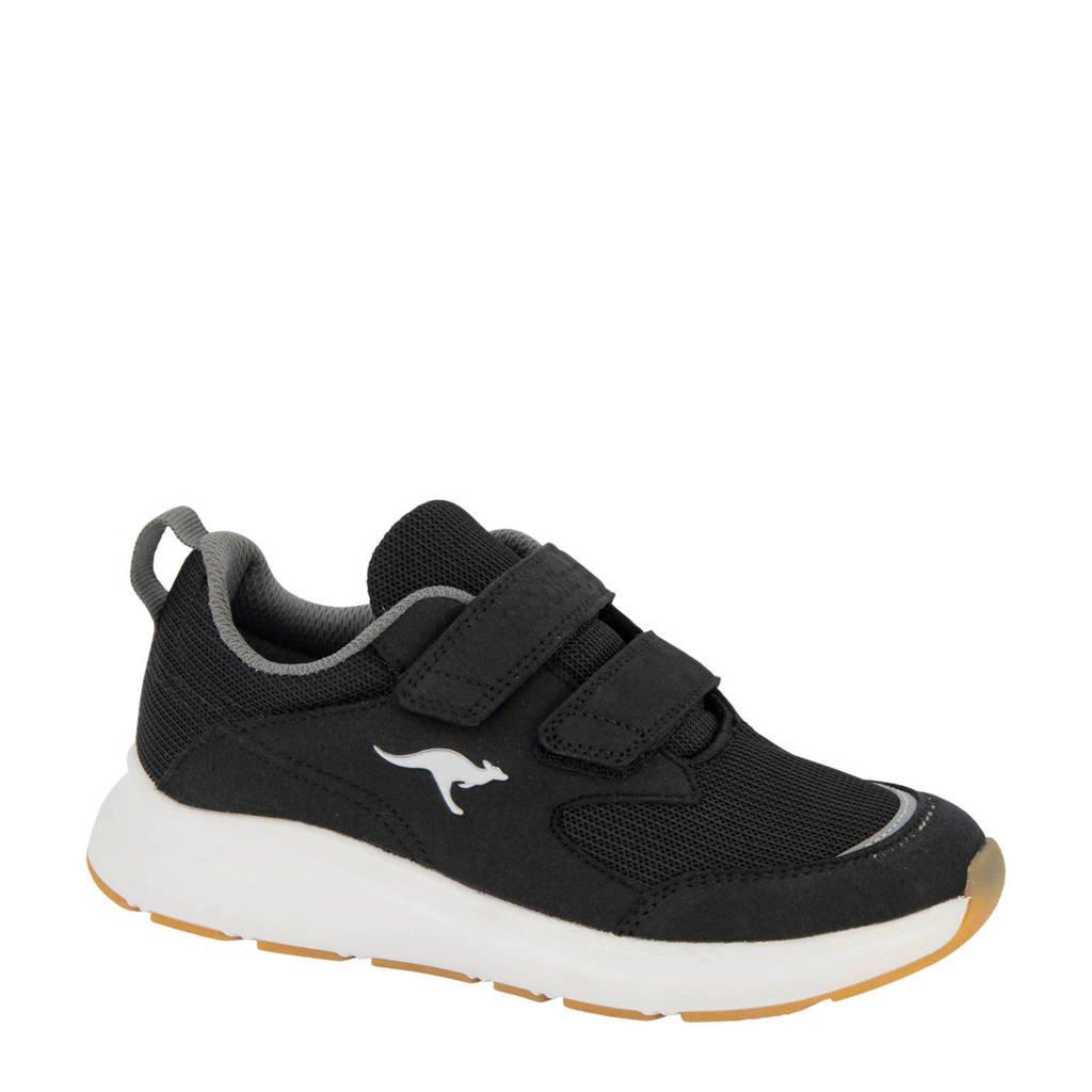 Kangaroos   sneakers zwart, offwhite/zwart/grijs