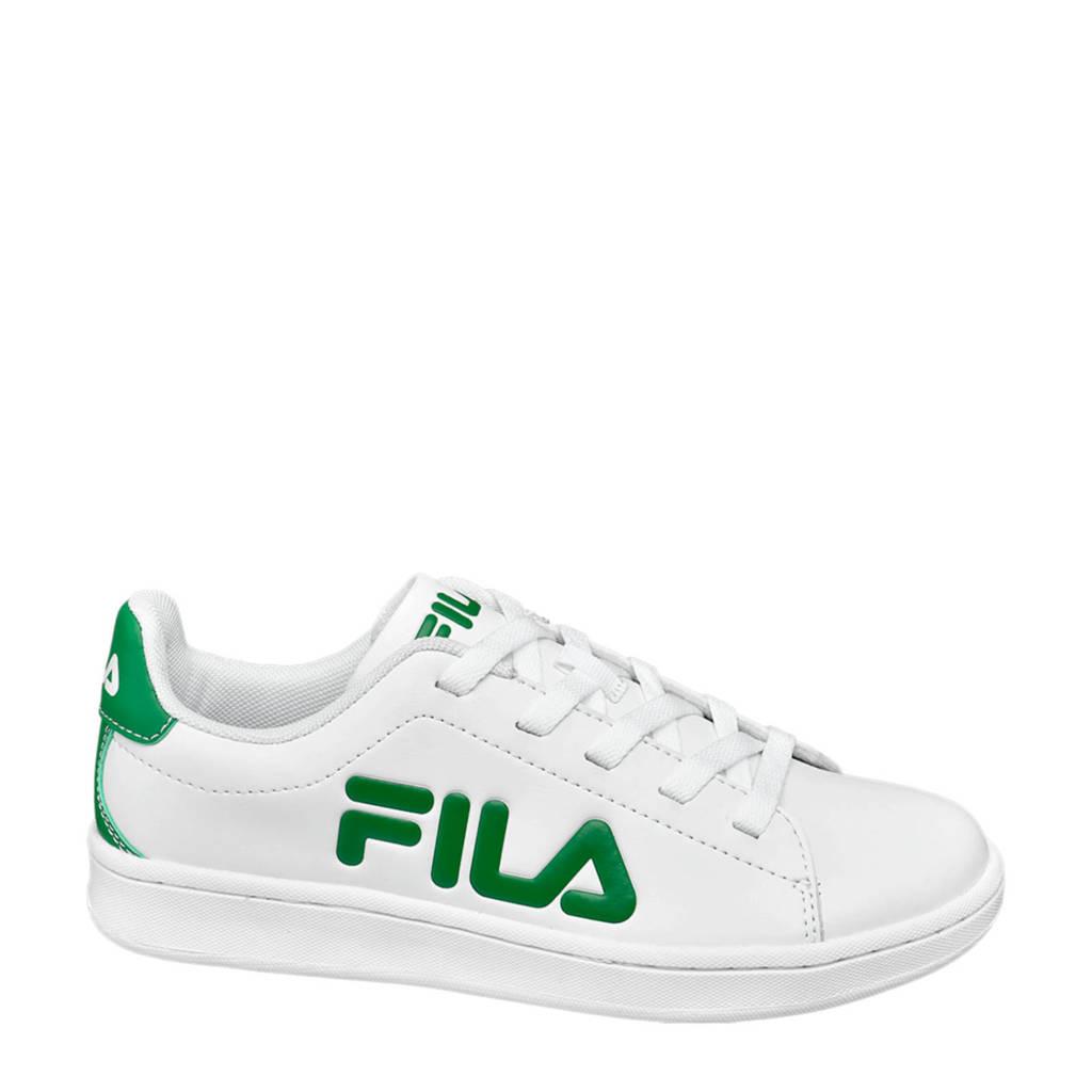 Fila   sneakers wit/groen, Wit/groen