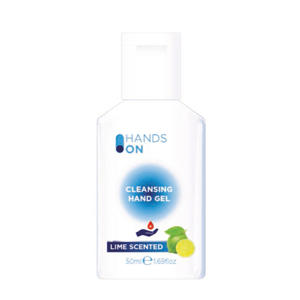 Hands On Anti bacteriele handgel - 50 ml
