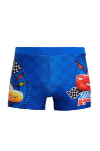 C&A Rodeo zwemboxer Cars blauw, Blauw