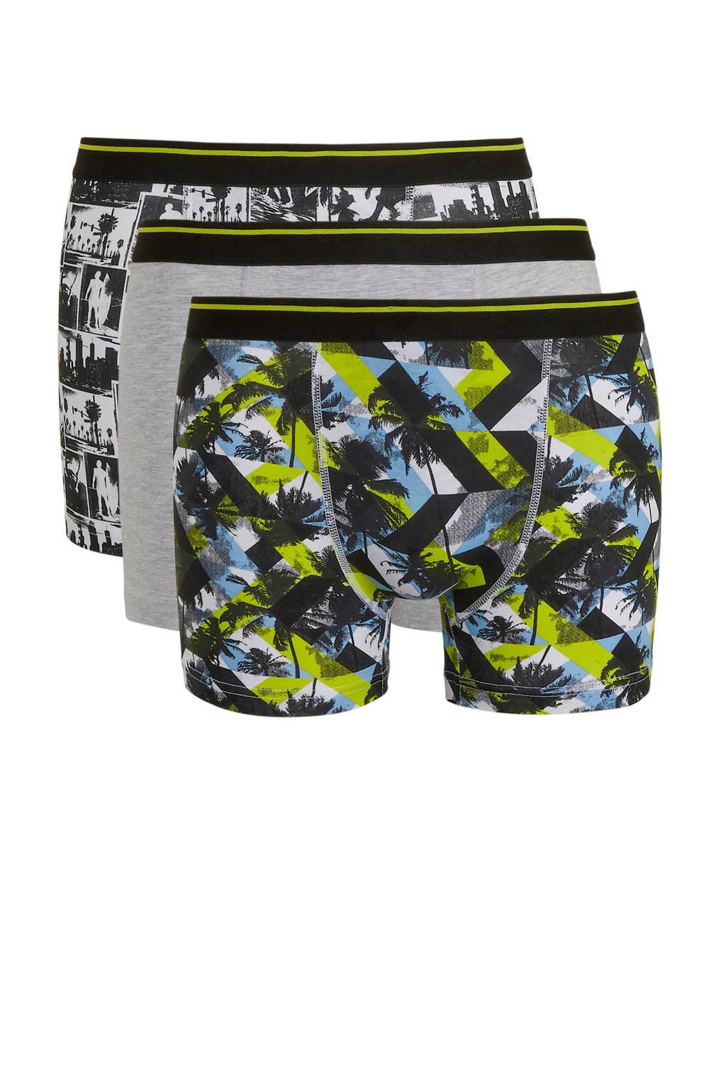 C&A Here & There   boxershort - set van 3 multicolor, Multicolor