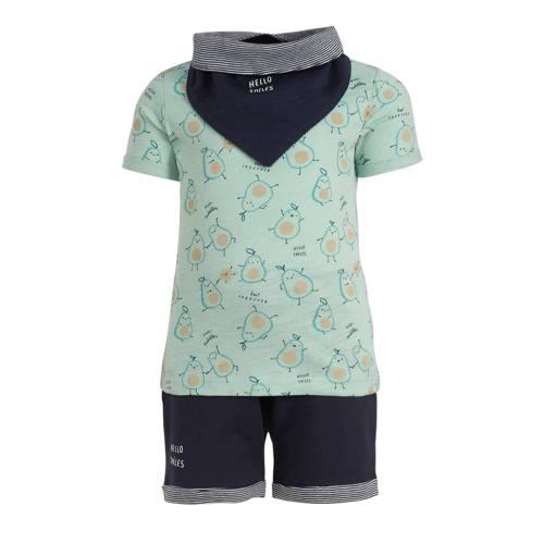 C&A Baby Club T-shirt + short en slab - set va