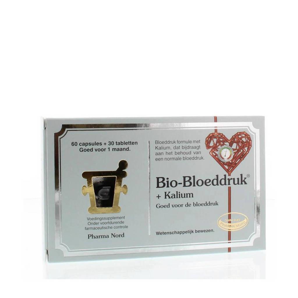 Pharma Nord Bio Bloeddruk+Kalium 60+ - 30 capsules