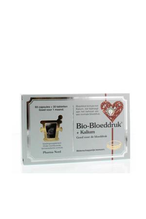Bio Bloeddruk+Kalium 60+ - 30 capsules