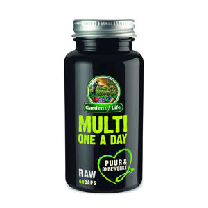 Raw Multi one a day capsules - 60 stuks