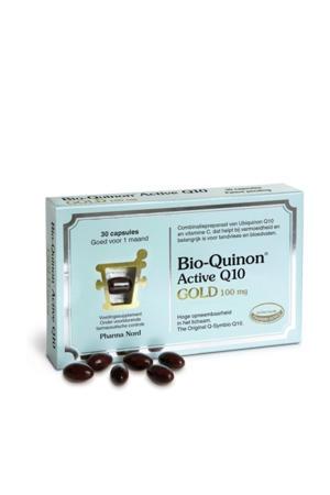 Bio -Quinon Q10 Goldcap  100 mg - 30 capsules