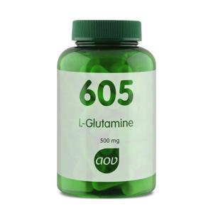 605 L -Glutamine  500 mg Vegacaps - 90 stuks