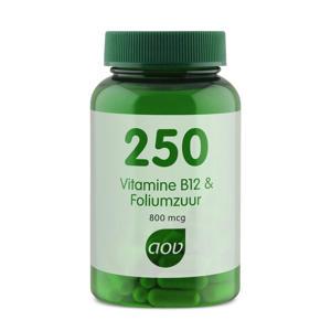 250 Vitamine B12/b11 - 60 stuks