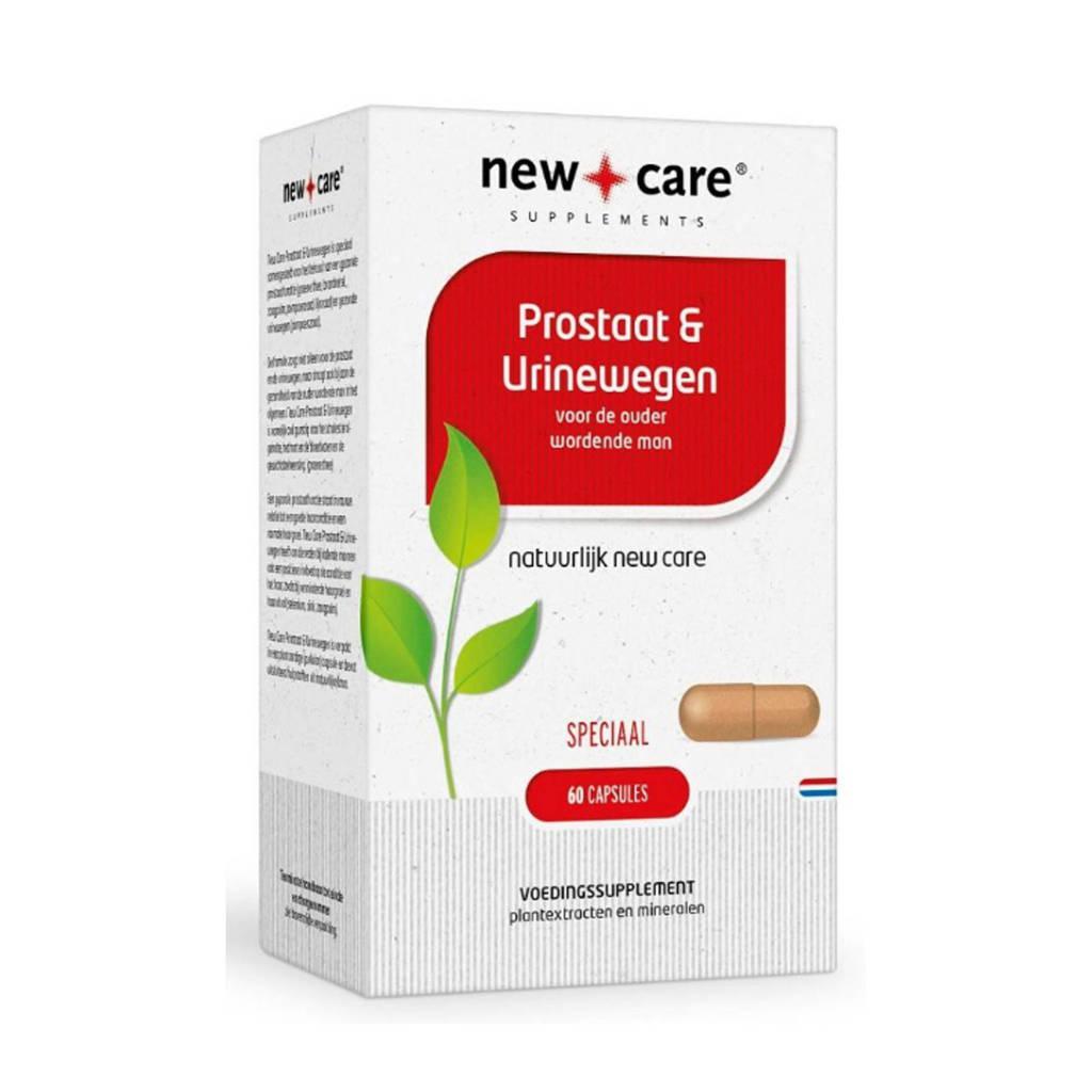 New Care Pro stuksaat en Urinewegen Caps - 60 stuks