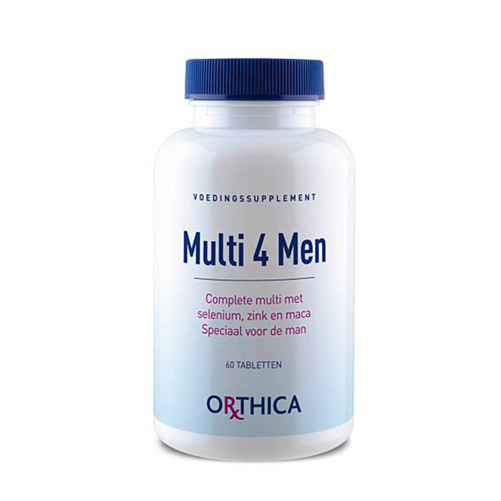 Orthica Multi 4 Men - 60 stuks