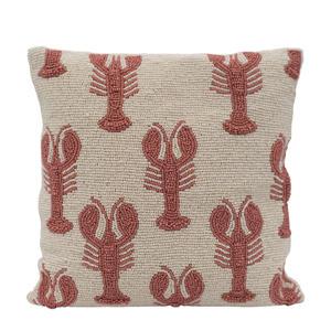 sierkussen Lobsters (35x35 cm)