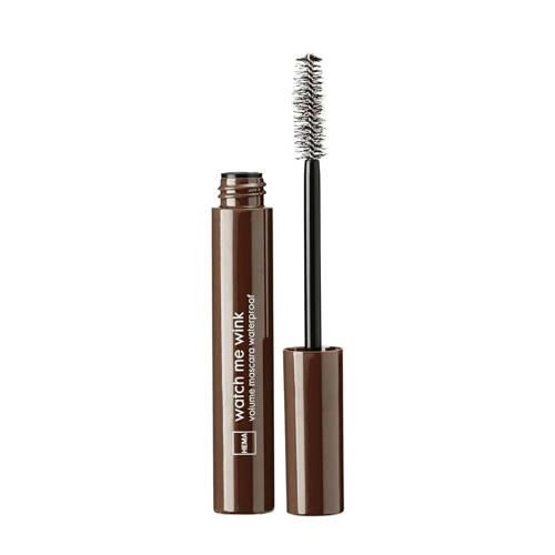 HEMA Volume waterproof mascara - Bruin