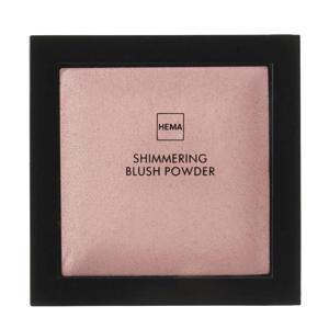Shimmering blush powder - Heartbreaker rouge