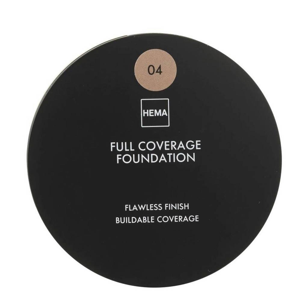HEMA Full Coverage foundation - 04