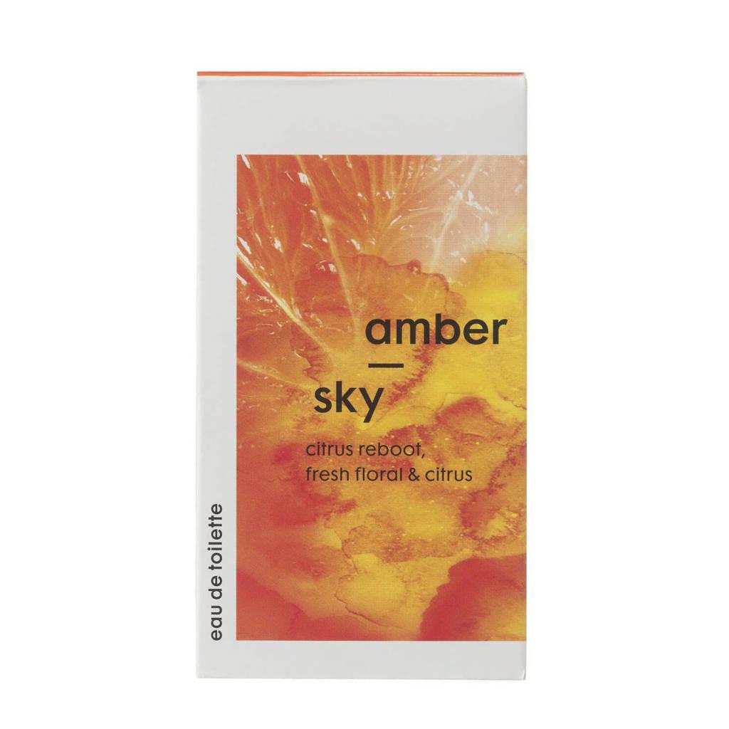 HEMA Eau de toilette amber sky - 50 ml