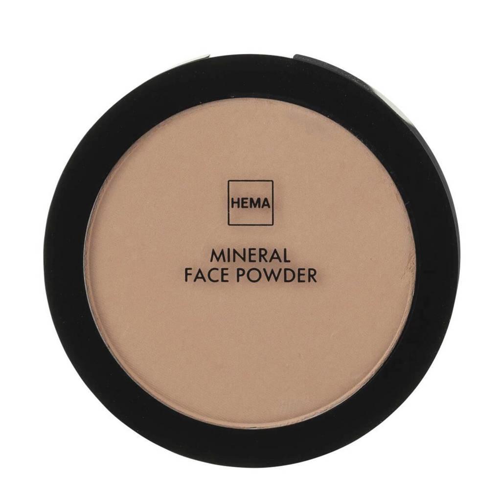 HEMA Mineral face powder - Neutral