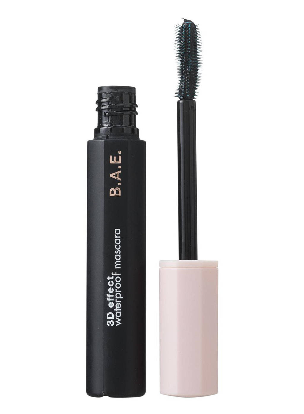 B.A.E. 3D effect waterproof mascara - Zwart