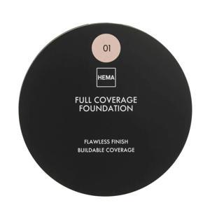 Full Coverage foundation - 01