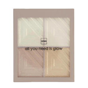 highlight palette - All you need is glow