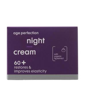 Age Perfection 60 plus nachtcrème