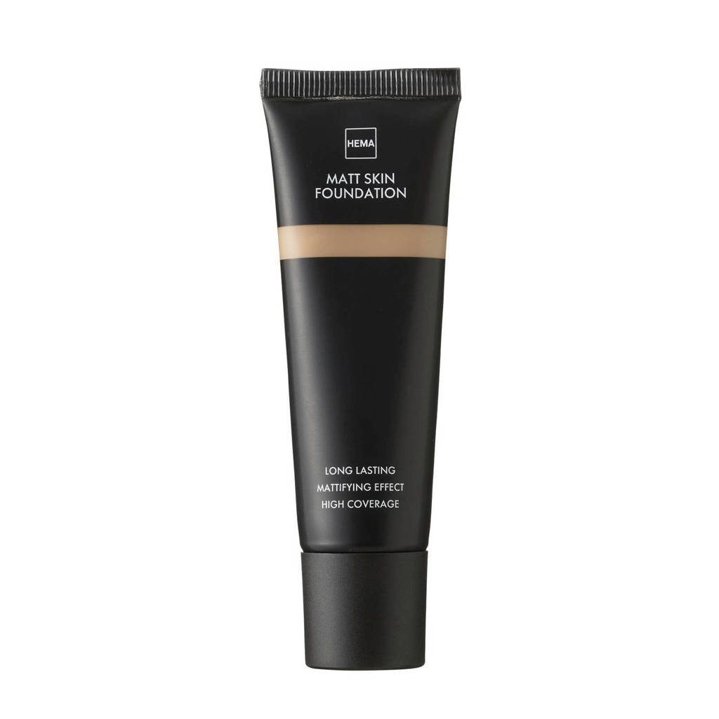 HEMA Matt Skin foundation - Beige 02