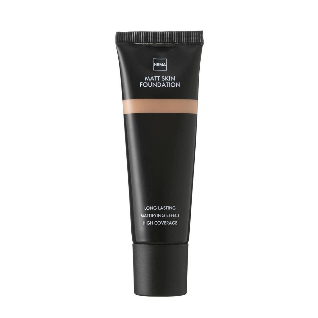 HEMA Matt skin foundation - Rose 04