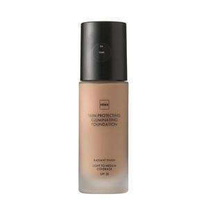 Skin protecting illuminating foundation - Rose 04