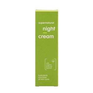 Supernaturel nachtcrème